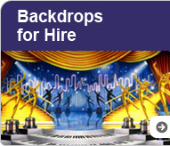 Backdrops for Hire